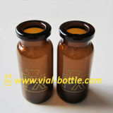 10ml Hormone Amber Bottle with Custom Printing Logo