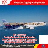 Air Logistics to Chile Copiapo(CPO)Chamonate Airport from China Guangzhou Shenzhen Hongkong reliable Forwarder