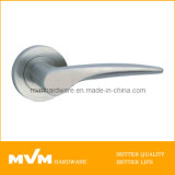 OEM High Quality Stainless Steel Door Handle on Rose (S1012)