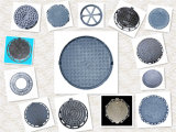 Ductile Iron Manhole Cover Circular Type