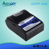 Portable 58mm Mini Thermal Bluetooth Mobile POS Receipt Printer with Android Ios Sdk