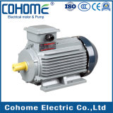 Y2 Cast Iron Three Phase Asynchronous AC Electric Motor for Air Compressor and Gear Box Motor