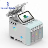 2020 China Hot Microcurrent Hydro Dermabrasion Skin Care Multifunction Peeling Facial Oxygen Therapy Skin Beauty Machine