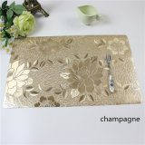 Factory Wholesale Cheap Recycled PVC Waterproof Plastic Placemats