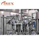 5000-18000bph Full Automatic Plastic Glass Bottle Water Orange Juice Beer Wine Filling Packing Processing Machine
