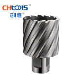 High Speed Steel Magnetic Core Drill with Weldon Shank