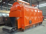 2t Full-Automatic Single Drum Chain Grate Coal Fired Steam Boiler