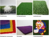 Wholesale High Quality Good Price Mini Soccer Field Artificial Turf for Sale, Artificial Grass Carpets for Football Stadium