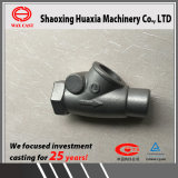 OEM Valve Pipe Fitting Parts with Investment Casting