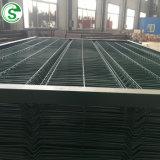 Cheap PVC Coating Nylofor 3D Bending Welded Mesh Fence