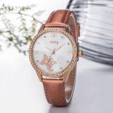 ODM Fashion Diamond Waterproof Quartz Ladies Casual Wrist Watch Wy-054