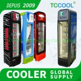 2020 New Special Slim Curve Type Display Cooler