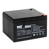 12V12ah Storage Rechargeable AGM Sealed Lead Acid Maintenance-Free UPS Battery
