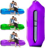 Inflatable Lounger Air Sofa, Pool Floats, Water Proof & Anti-Air Leaking Design-Ideal Couch, Cool Chair for Hiking Gear, Beach Chair