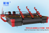 Good Price of Full Automatic Glass Loading Table Glass Cutting Table