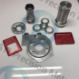 Custom Sheet Metal Bending and Laser Cutting Part Manufacturer/Sheet Metal Services Machining Cheap Metal Parts