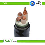 XLPE Insulated, PVC Sheathed 4 Core Power Cable