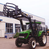 110HP Agricultural Farmming Tractor Price