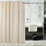 Supper Market Hot Sale Cheap 100%Polyester Flocking Shower Curtain