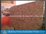 Chinese California Red Granite Paving Slabs for Countertop/Table Top