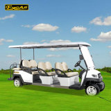 8 Seater Golf Car Electric Sightseeing Car