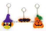 Halloween Felt Key Chain/Key Ring/DIY Felt Keychain