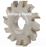 Carbide Tipped Brazed Side&Face Cutters- Milling Cutter