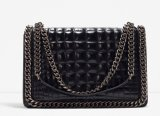 2016 Newest Design Grid Quilted Leather Handbags (LDO-16091)