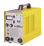 CO2 Shield Welding Machine at MIG200fs for Heavy Industry
