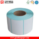 2015 Cheap White Blank Roll Direct Thermal Label Paper