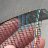 Black Color Dust Proof Fiberglass Fire Wire Netting