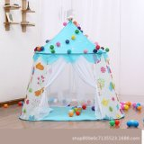 Kiddie Mesh House Tent Collapsible Children Tent Pop up Square Indoor Game Room Esg16367