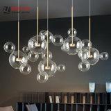 Modern Glass Decorate Wedding Pendant Light Restaurant Lighting LED Chandelier