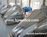 GMP Vertical Ribbon Mixing Vacuum Dryer / Drier/ Drying Machine for Pharmaceutical