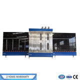 Automatic Insulating Glass Production Equipment Verical Type Glass Wasing and Drying Machine for Insulating Glass Making