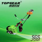 Topgear Gasoline 52cc Grass Brush Cutter with 1e44f-5 Engine