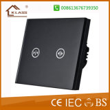 EU/UK Roller Shutter Switch, Window Curtain Touch Switch