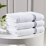 China Products/Suppliers. Full Cotton High Quality White Hotel Towels in Promotion Price