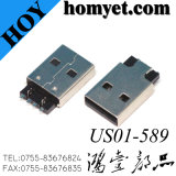 2.0 Micro USB Plug/USB Male Connector