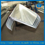 Galvanized Steel Z Frame Section Purlins for Structural Roofing