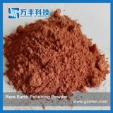 Red Polishing Powder About Particle Size 2.8um