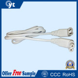 LED Tube Light 2 Pin Male to Female Waterproof Connector Cable