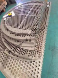 Laser Cutting 4mm, 6mm, 8mm Thick Hot Rolled Stainless Steel Perforated Sheet Industrial Purposes