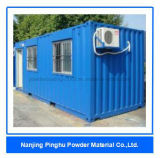 Semi-Gloss Blue Polyester Powder Paint with Weather Resistance Property