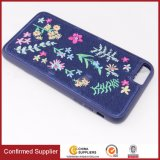 Trending Products Embroidery Mobile Phone Cover Case for iPhone 7