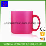 China Product Cheap Reusable Plastic Cup with Handle