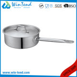 Low Body Hard Cast Sanded Heat Conduction Sandwich Combine Bottom Induction Sauce Pan