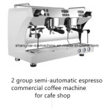 Professional Electrical Control & Manual Control Double Coffee Machine