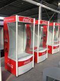 Supermarket Beverage Display Open Type Cooler