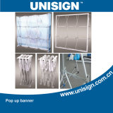 Unisign High Quality Pop up for Advertising (3X3m, 3X4m, 4X4m) (UP-A, UP-B, UP-C)